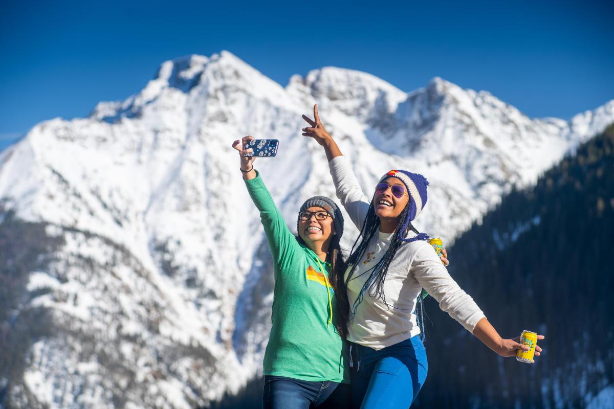 Coal Bank Pass, Selfies, Durango, CO
