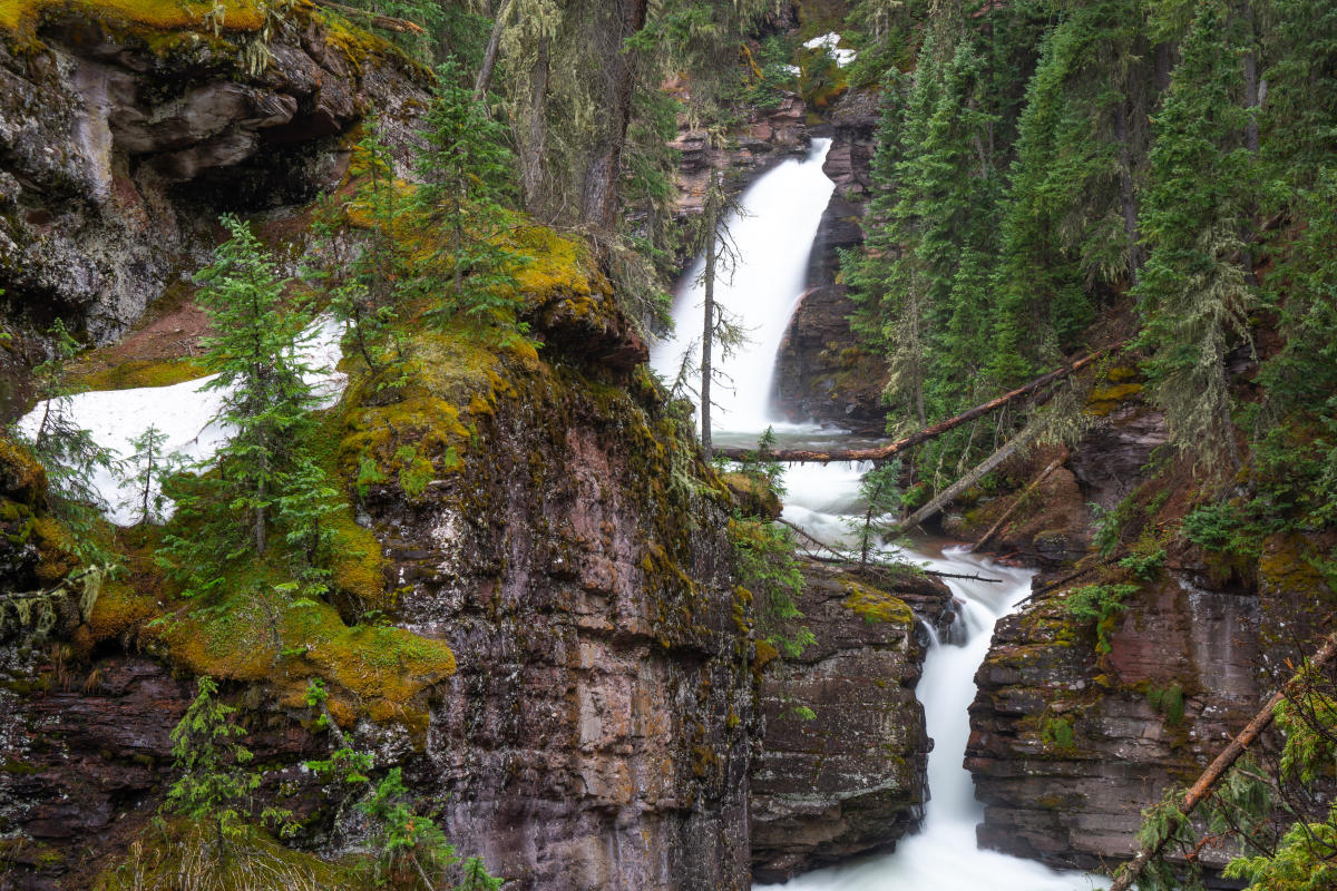 South Mineral Creek Falls, Silverton, CO