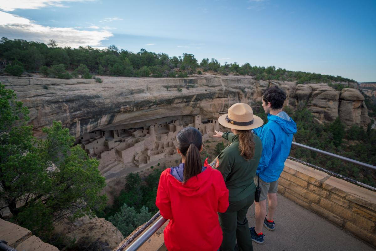 Guided Tour in Mesa Verde National Park