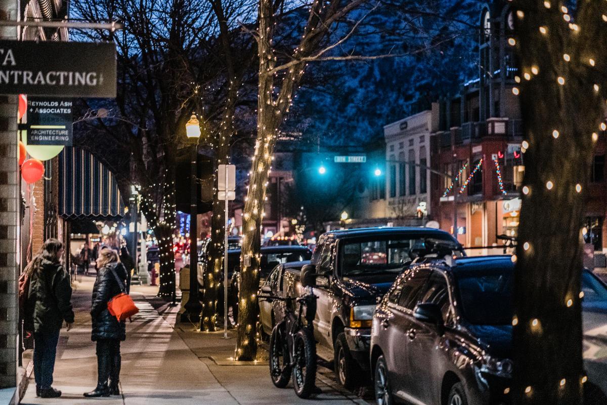 Noel Nights in Downtown Durango