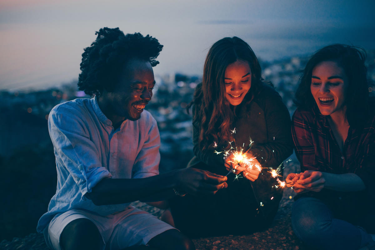 Be Firewise with Sparklers and Other Fireworks