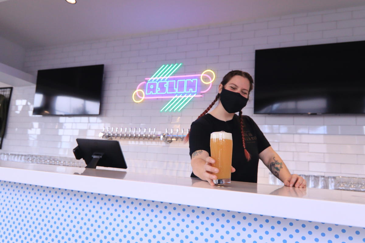 Aslin Beer Co. / Herndon