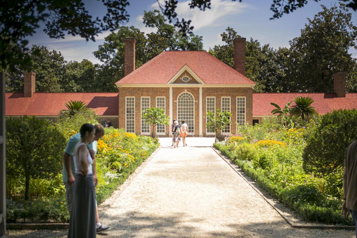 Gardens at Mount Vernon
