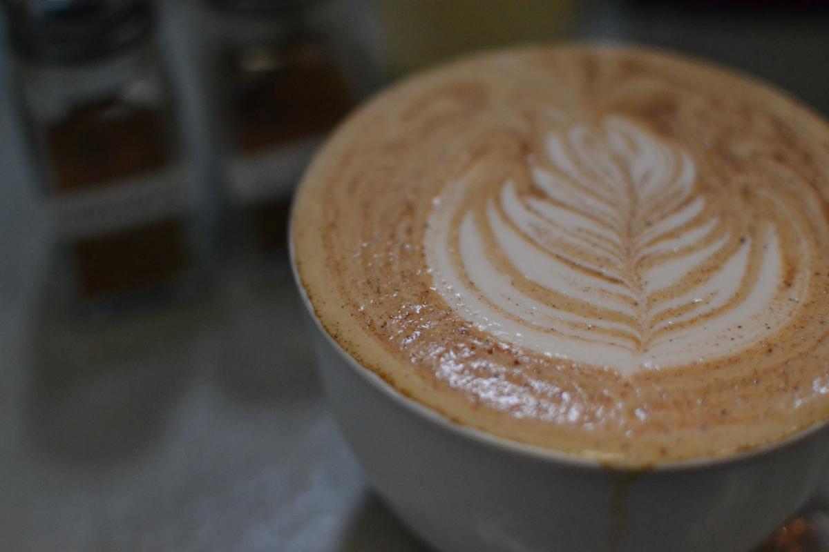 Caboose Brewing Co. - Pumpkin Latte