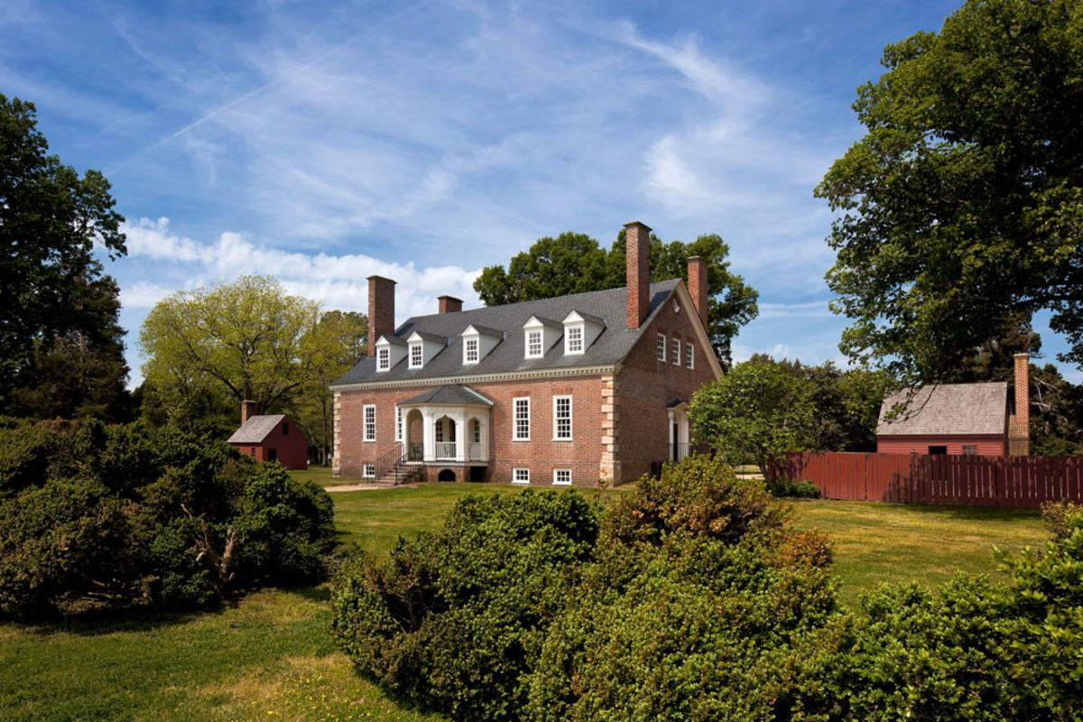 Gunston Hall Mansion