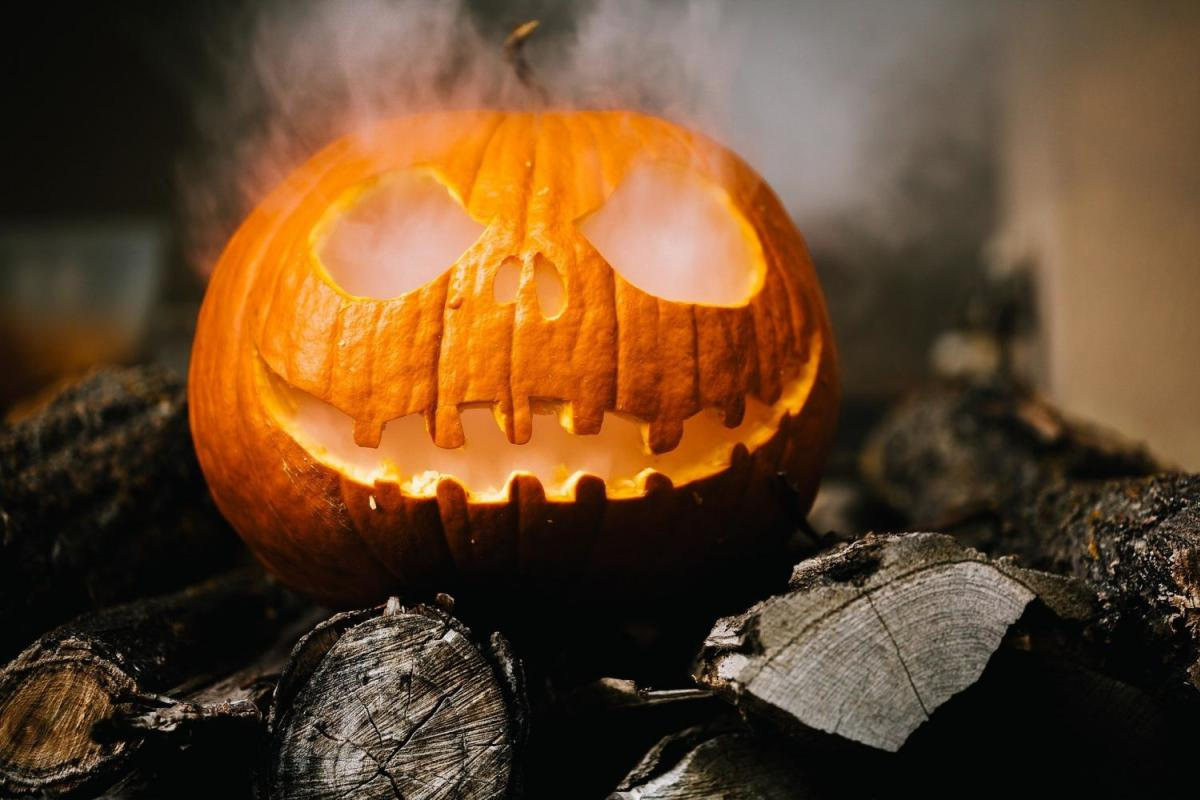 Halloween Pumpkins & Jack O' Lanterns