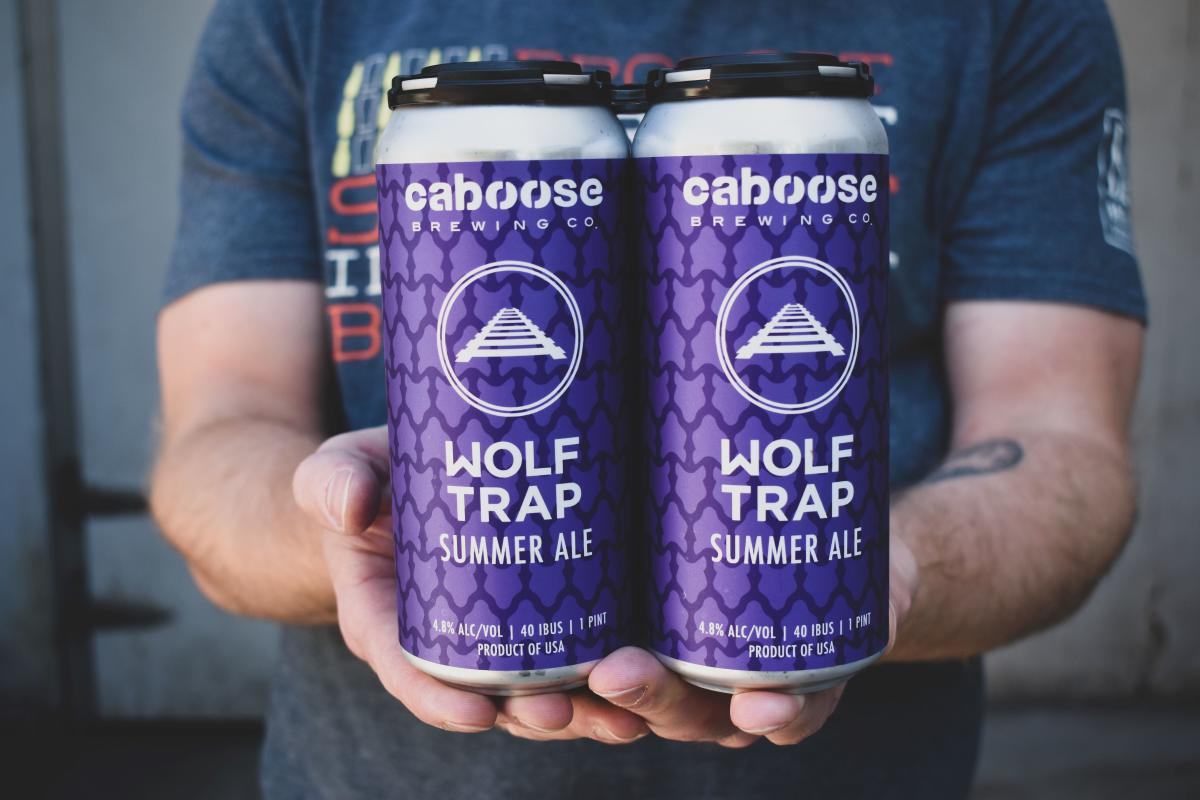 Wolf Trap Pale Ale - Caboose Commons