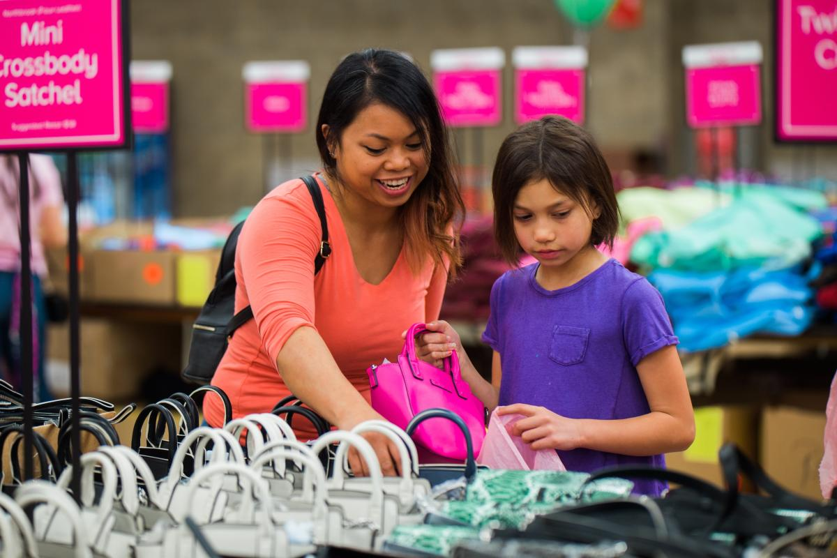 Vera Bradley Outlet Sale 2017 Mother and Daughter