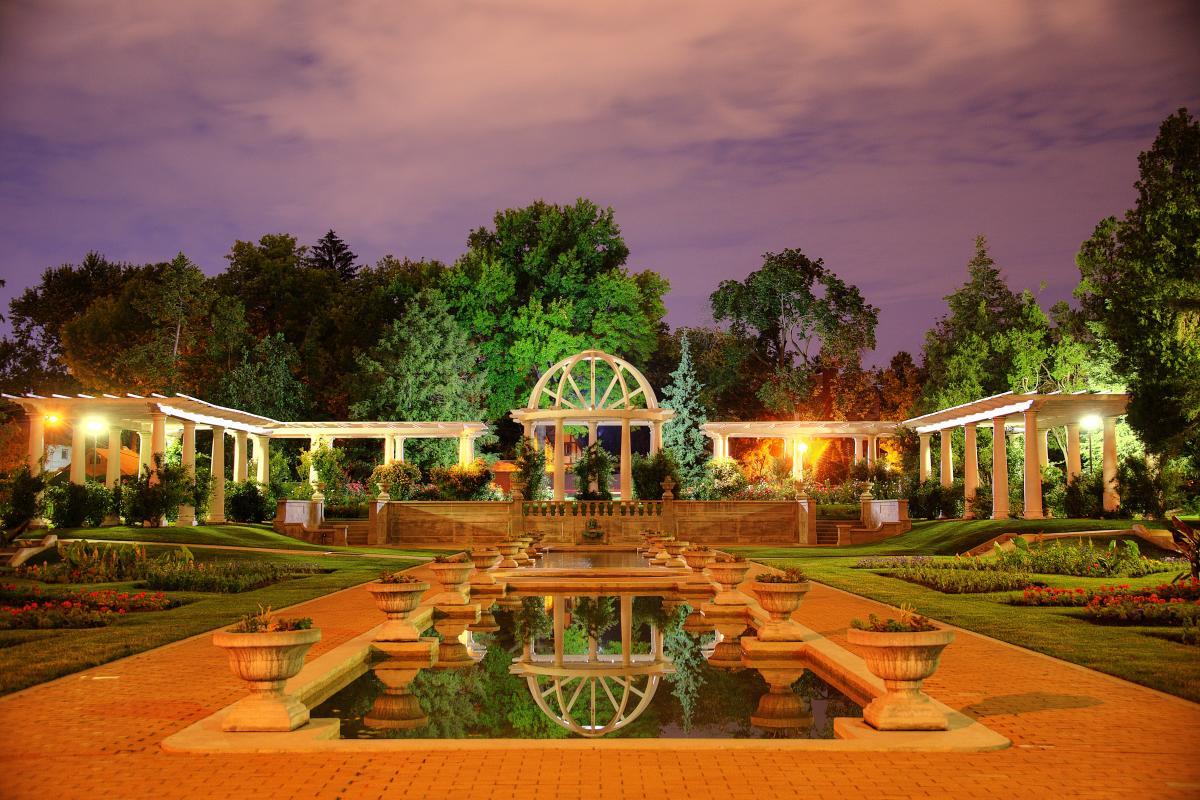 Lakeside Park Garden