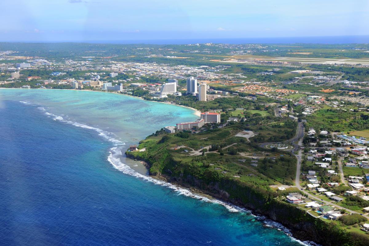 괌 전경 사진-1