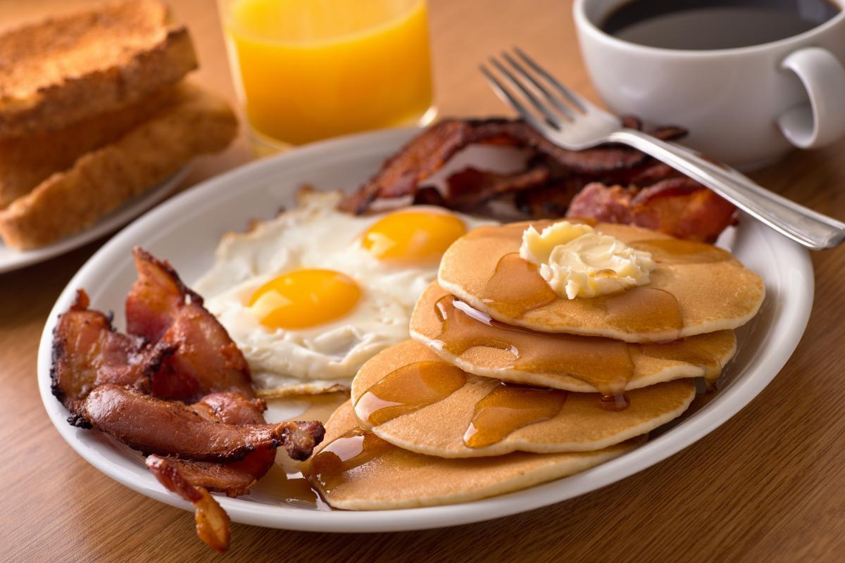 Pancake Stock