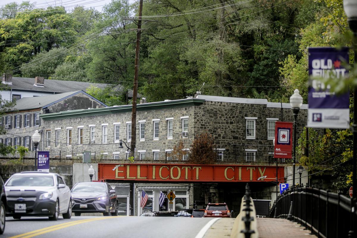 Historic Ellicott City 2020