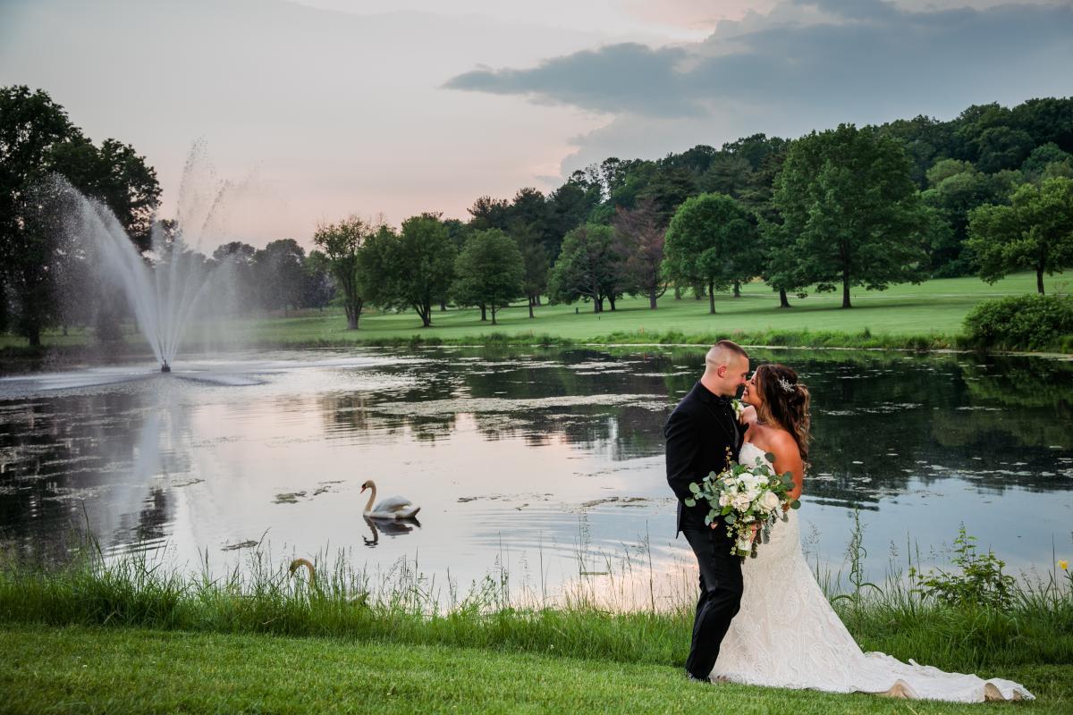 Turf Valley Wedding