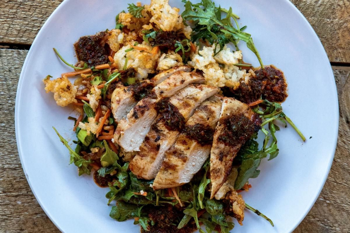 Pybus Point Food Chicken Salad