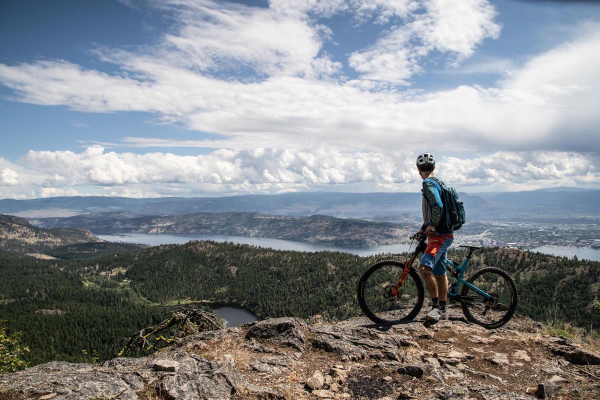 Mountain Biking - Rose Valley Regional Park