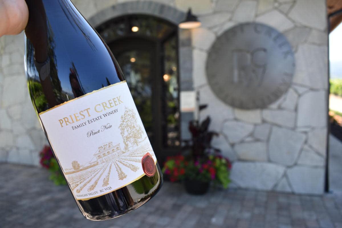 Priest Creek Winery