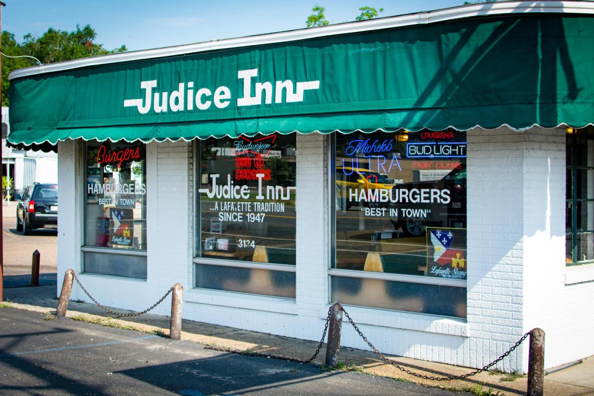Judice Inn Exterior