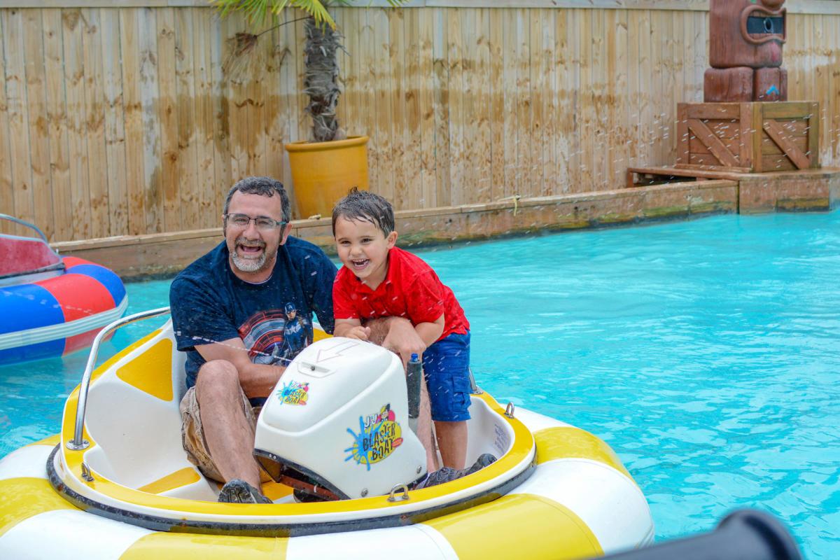 Kart Ranch - Bumper Boats