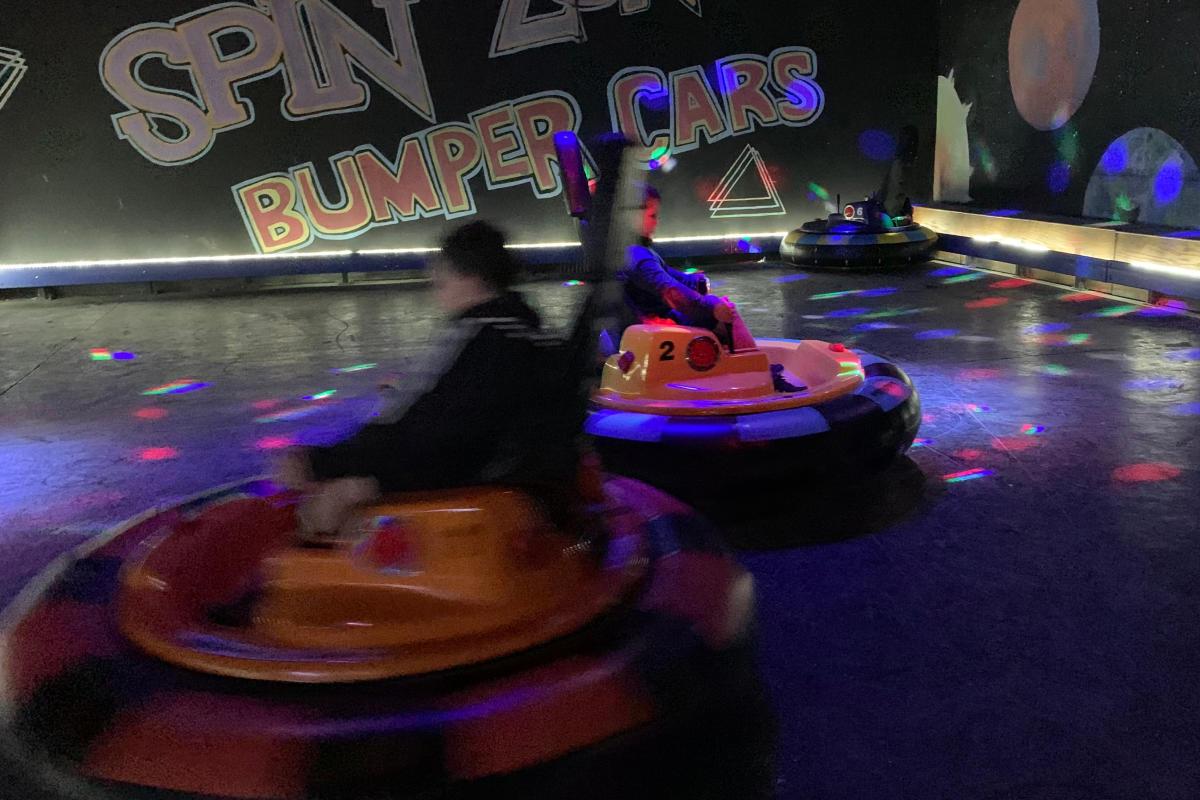 Cajun Fast Track - Bumper Cars