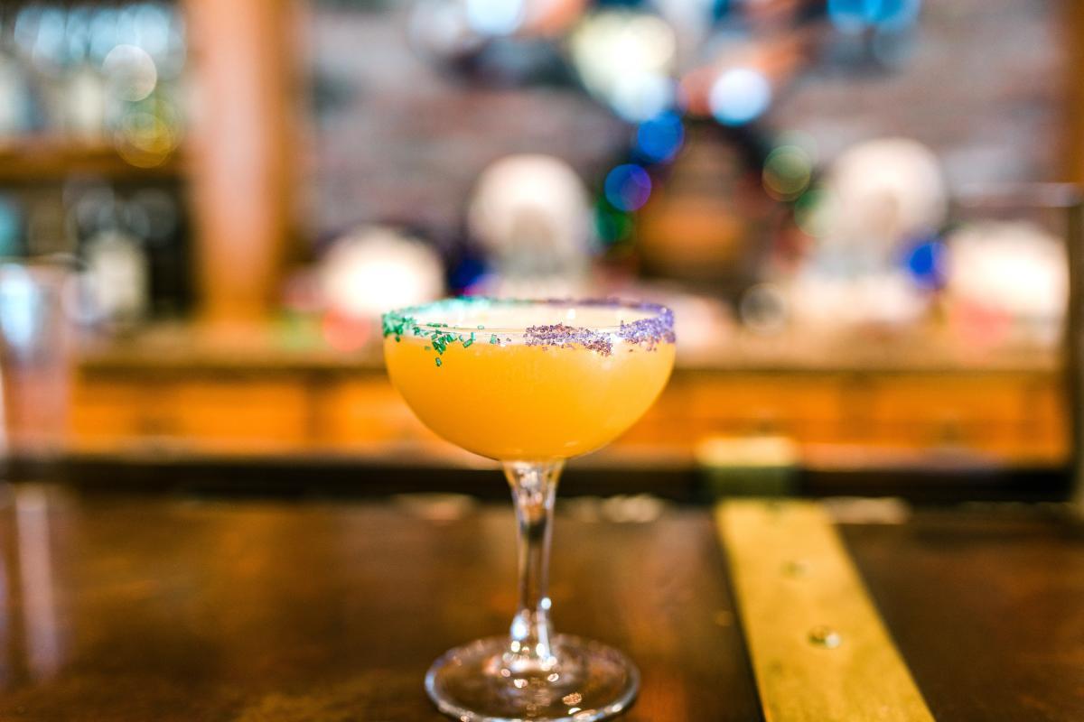 Bayou® Rum Mardi Gras Daiquiri