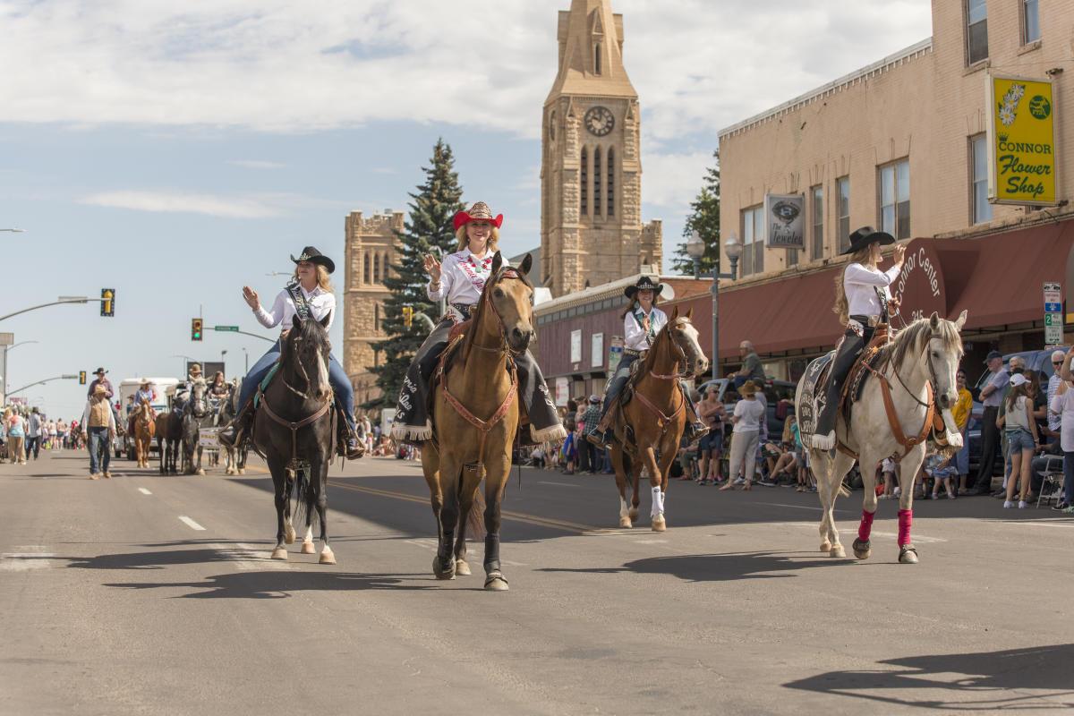 Ultimate Laramie Jubilee Days Weekend