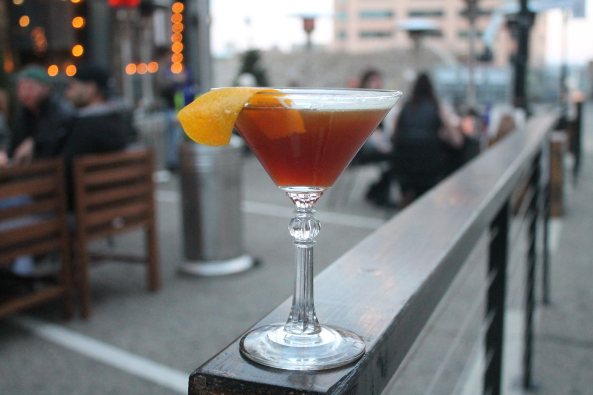 Merchant Fall Cocktail