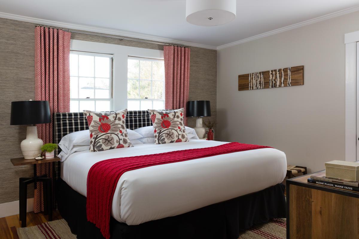 Bedroom at Whitehall