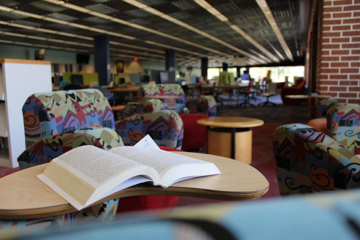 Ina Dillard Russell Library GCSU