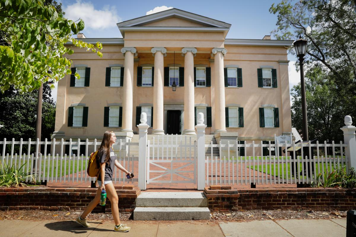 Georgia's Old Governor's Mansion