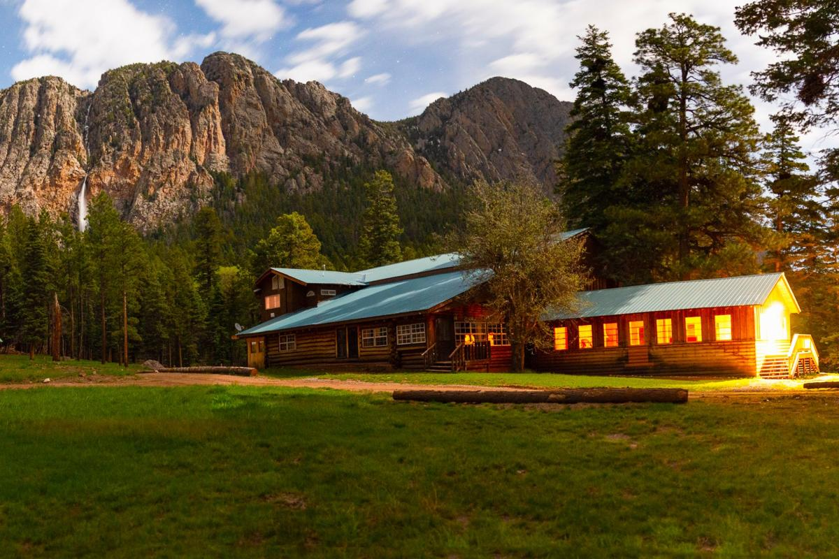 Corkins Lodge In New Mexico