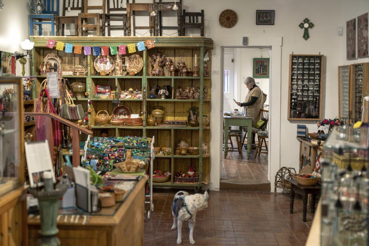 Pachamama Gallery carries Latin American imports