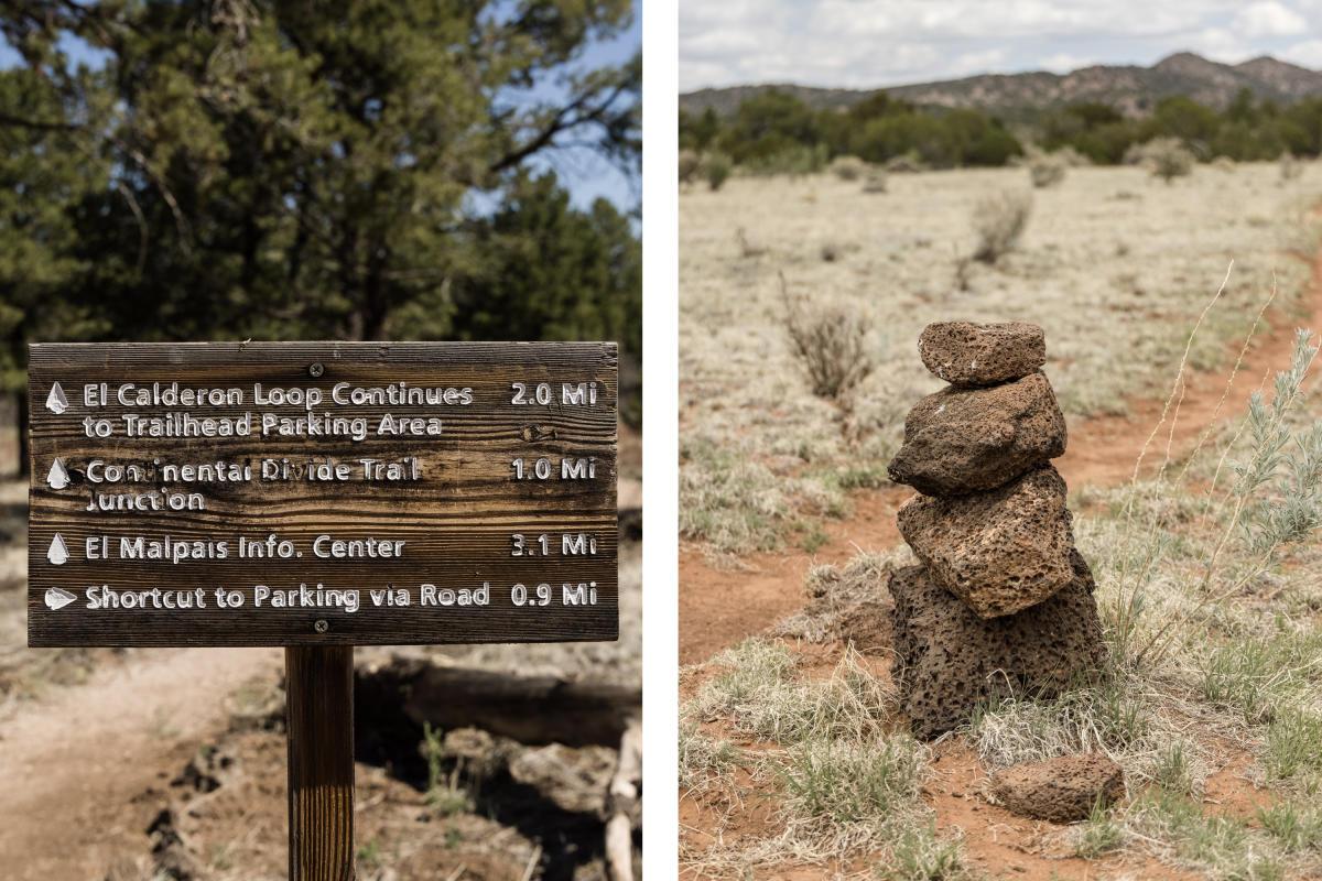 El Malpais Hiking Trails