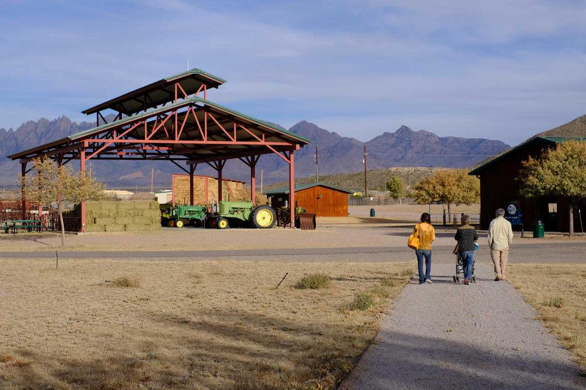 Farm & Ranch Heritage Museum in Las Cruces