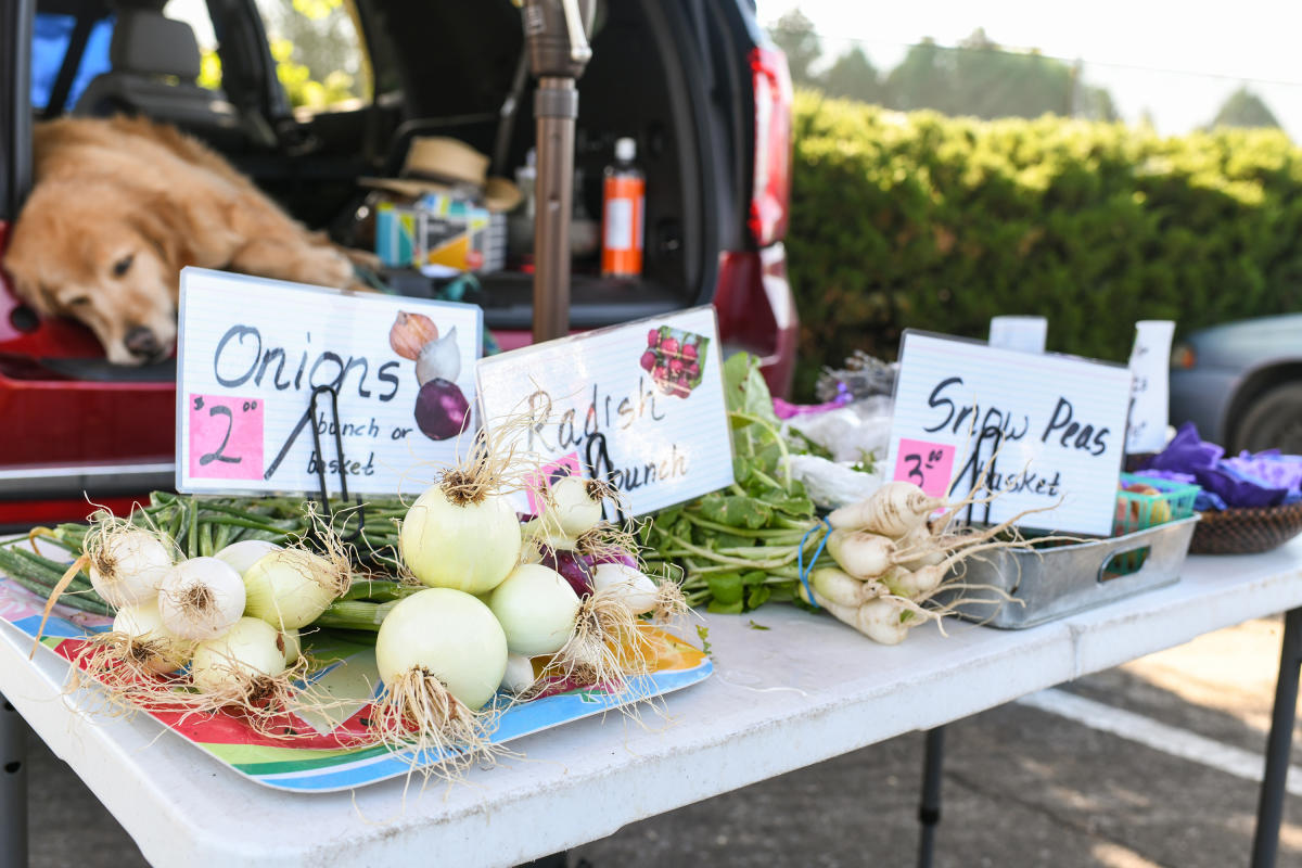Growers Market in Los Ranchos de Albuquerque
