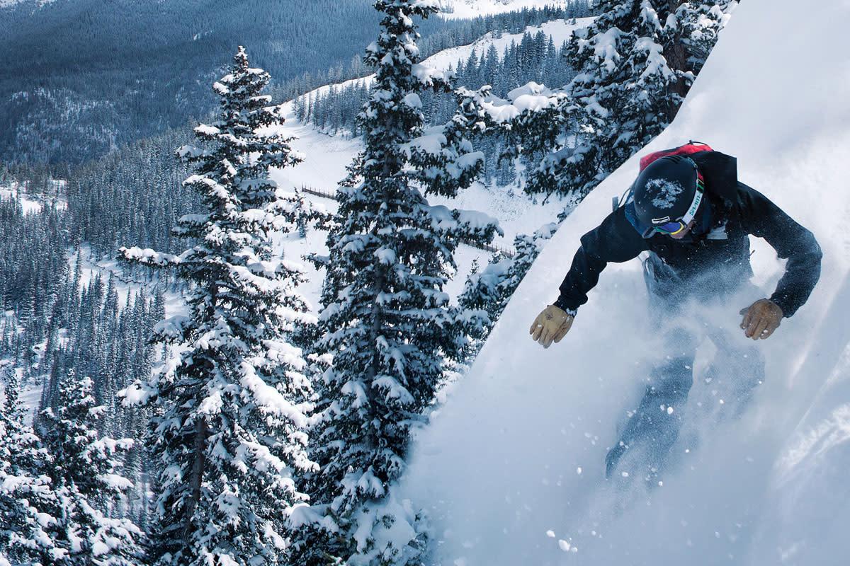 Extreme Powder in Taos Ski Valley