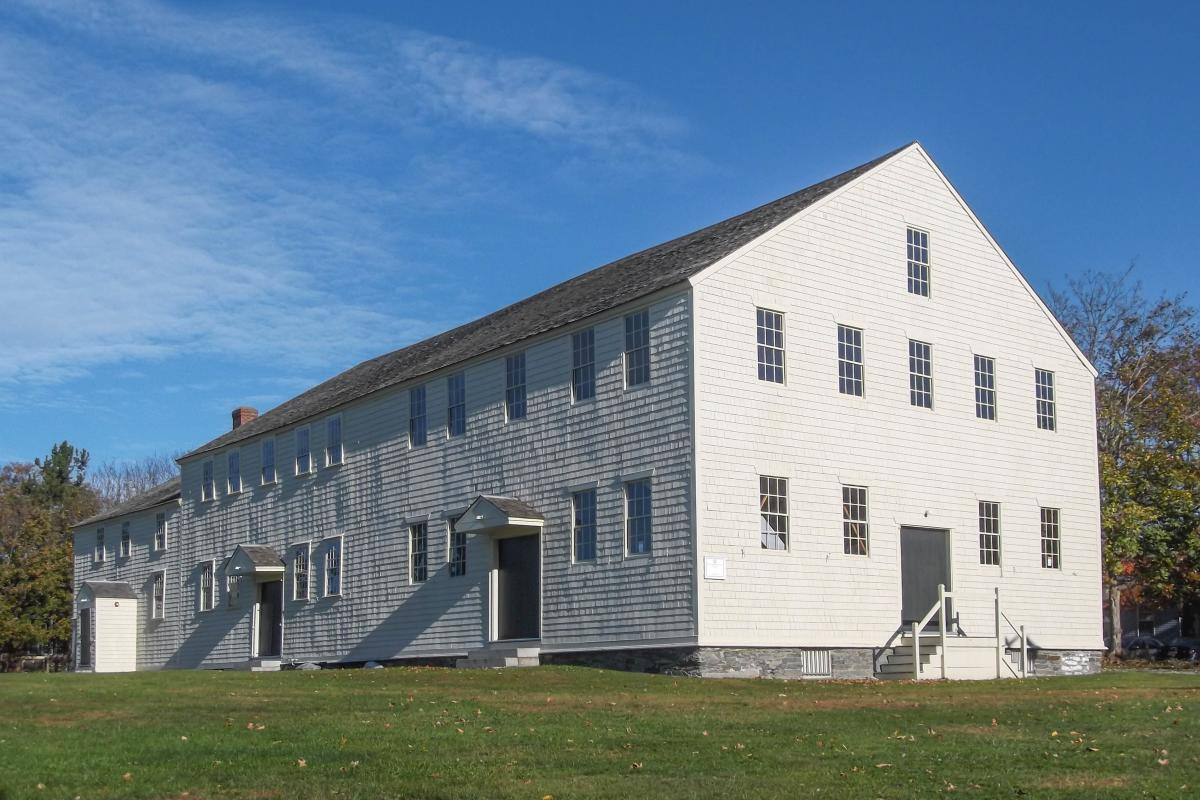 Great Friends Meeting House