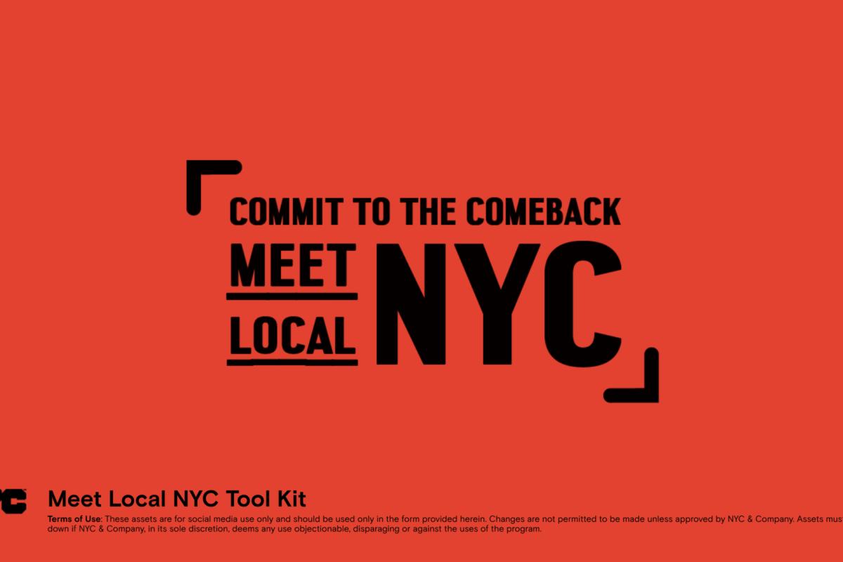 Meet Local NYC Tool Kit