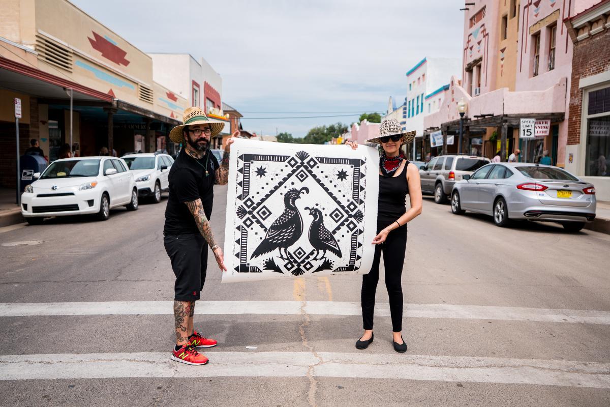 Southwest Print Fiesta