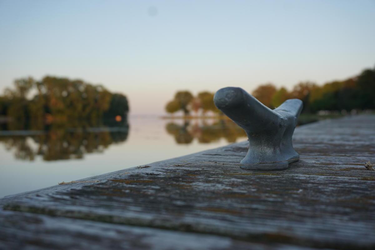 Oshkosh From the Water