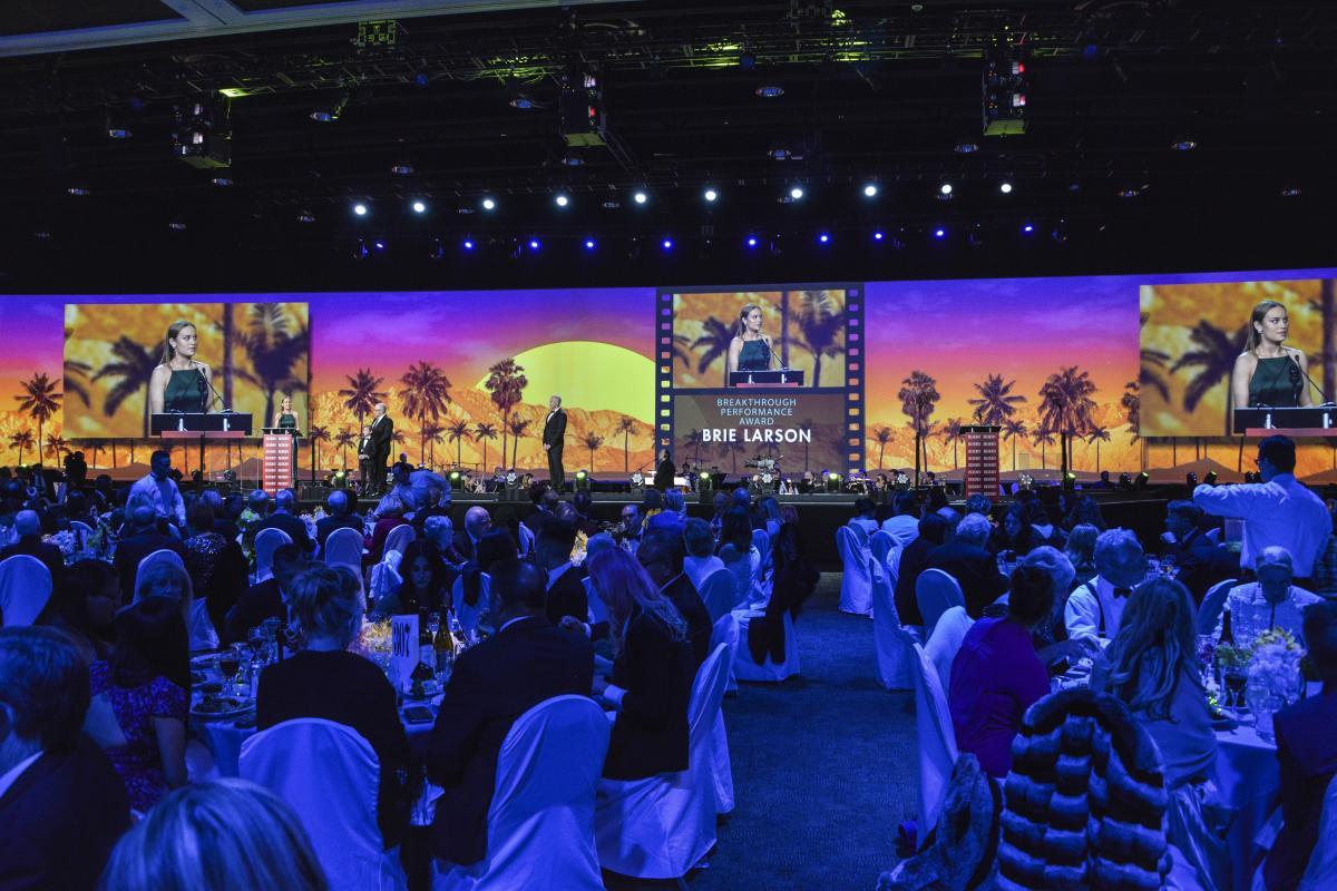Palm Springs International Film Festival Awards Gala