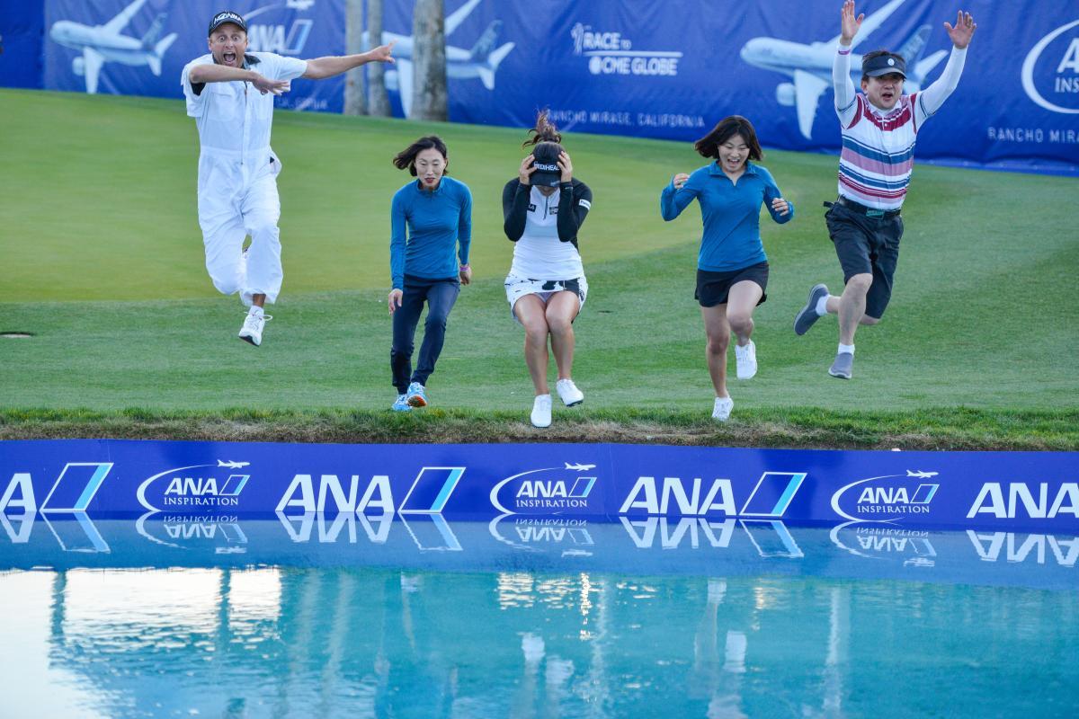 ANA Inspiration - The LPGA's First Major