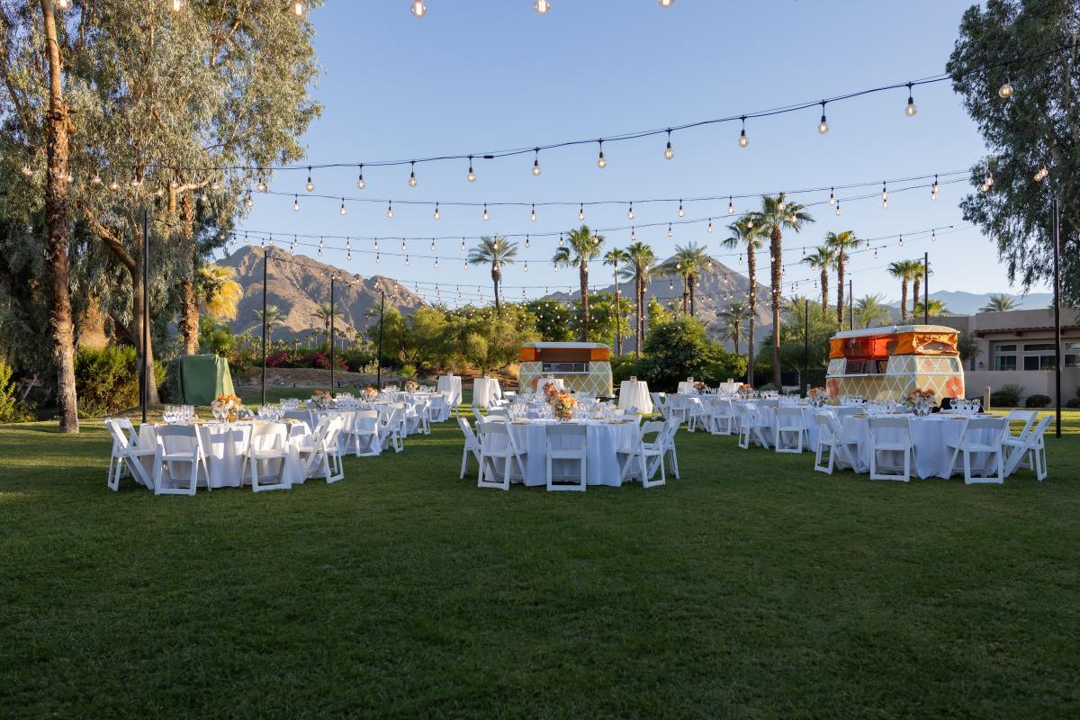 Hyatt Regency Indian Wells Wedding