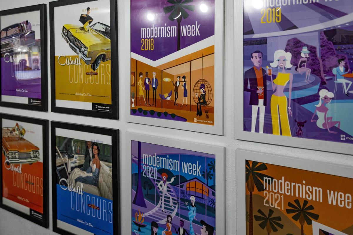 Destination PSP Wall Art