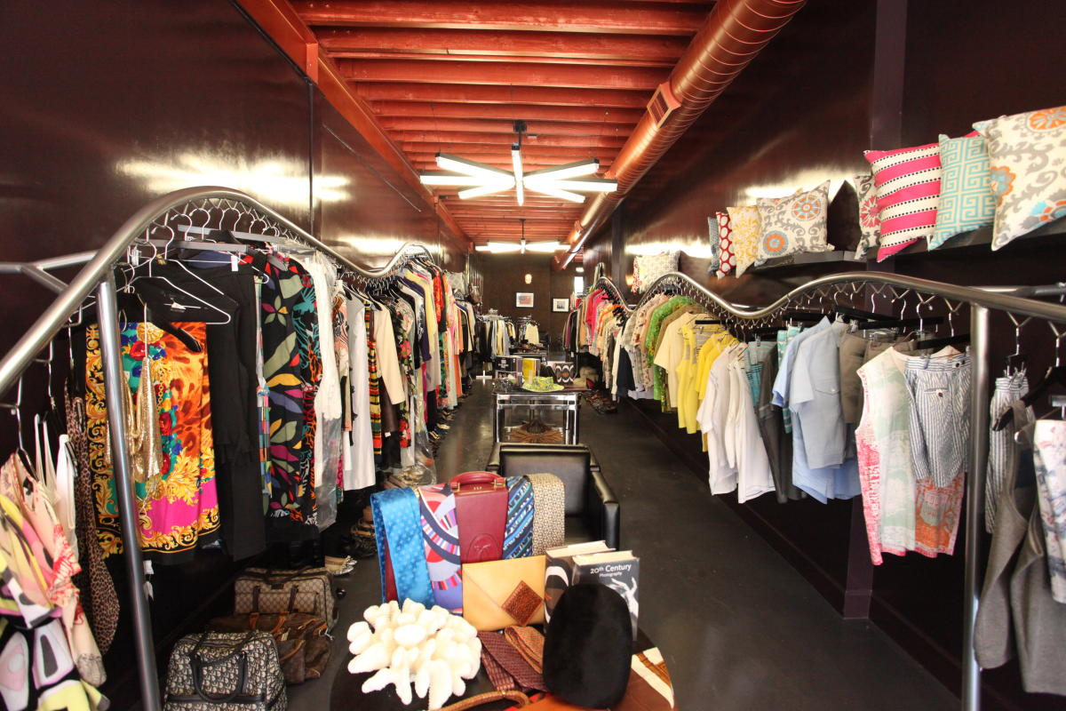 The inside of Mitchell's Palm Springs