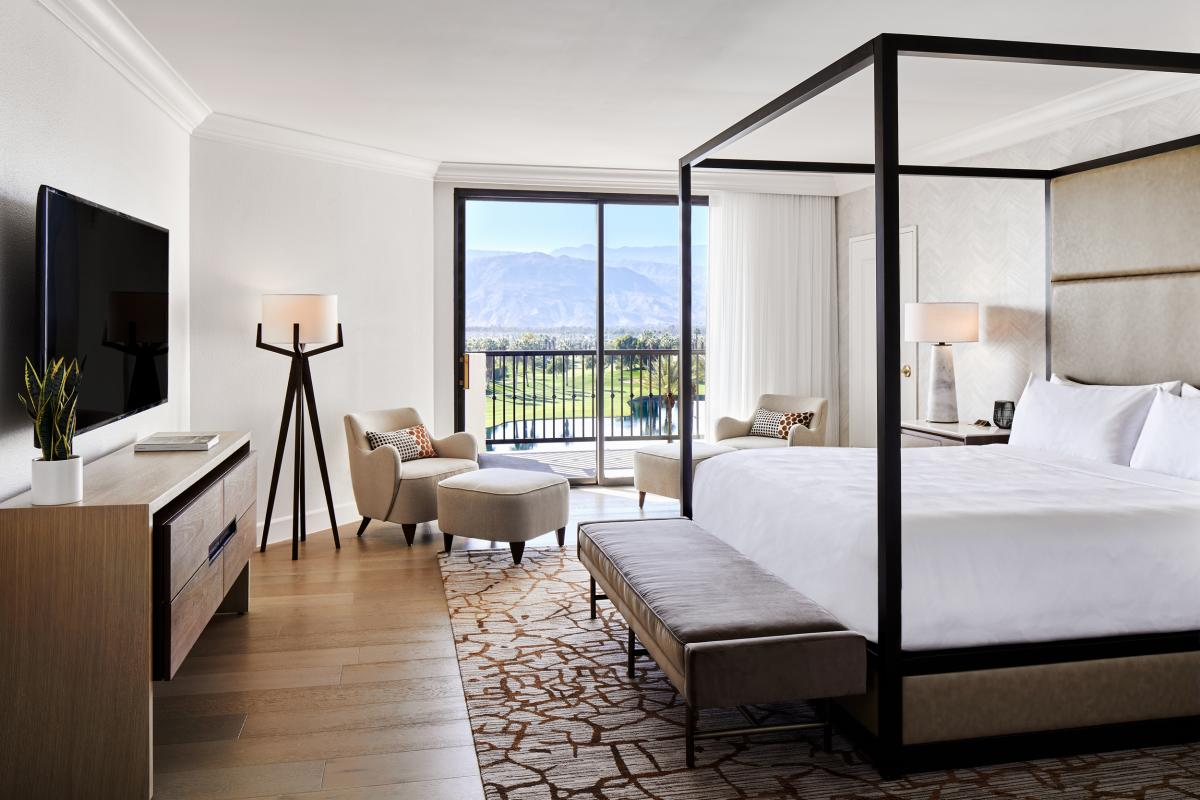 Room at JW Marriott Desert Springs