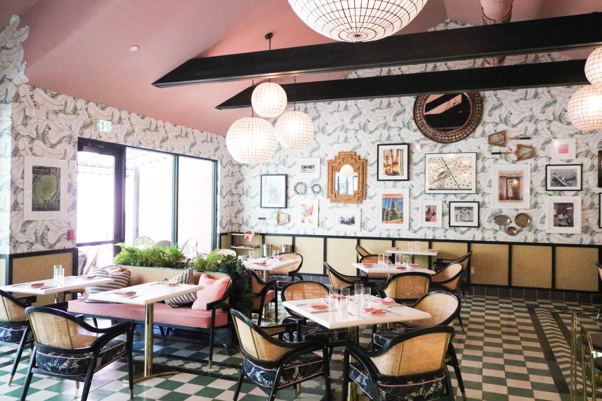The Pink Cabana, Sand Hotel & Spa