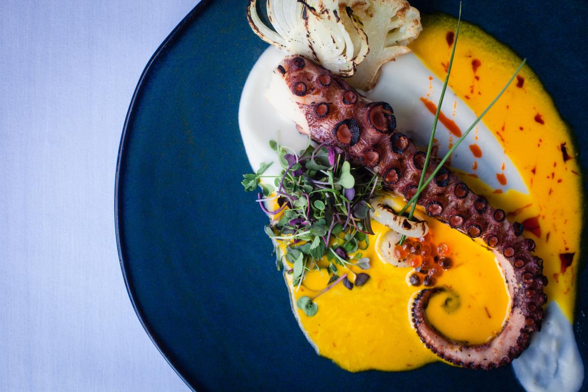 Pacifica Seafood Octopus