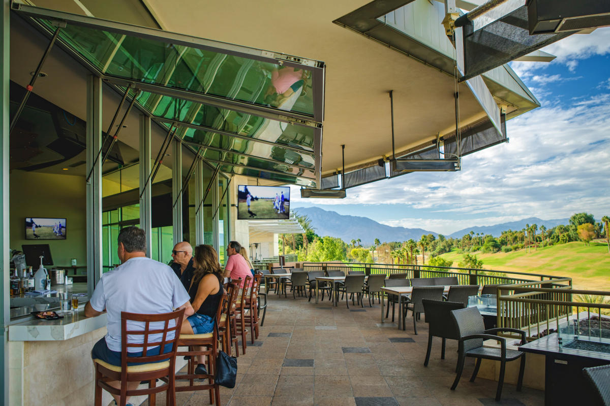 The Vue - Patio Dining