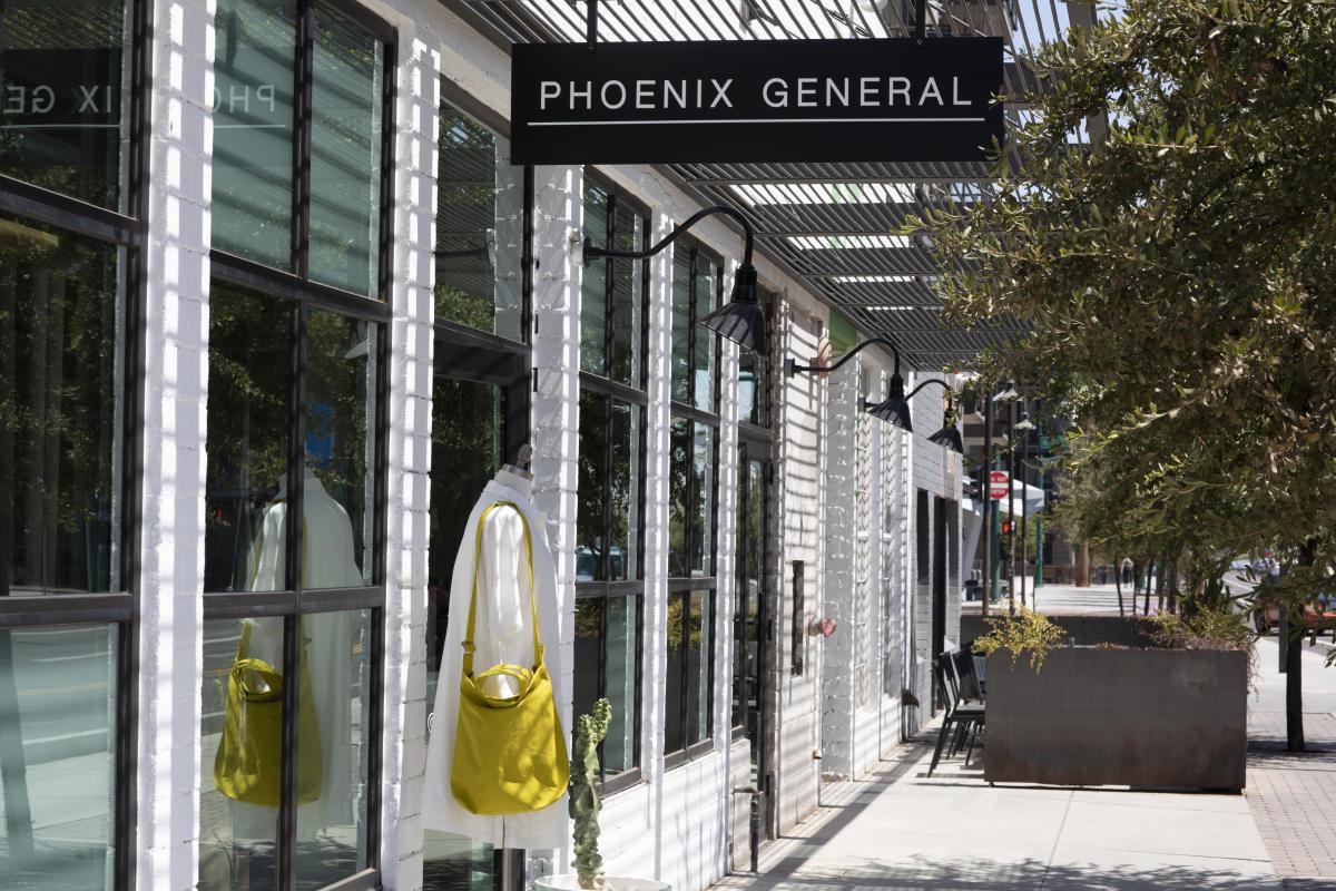 Phoenix General Downtown Storefront