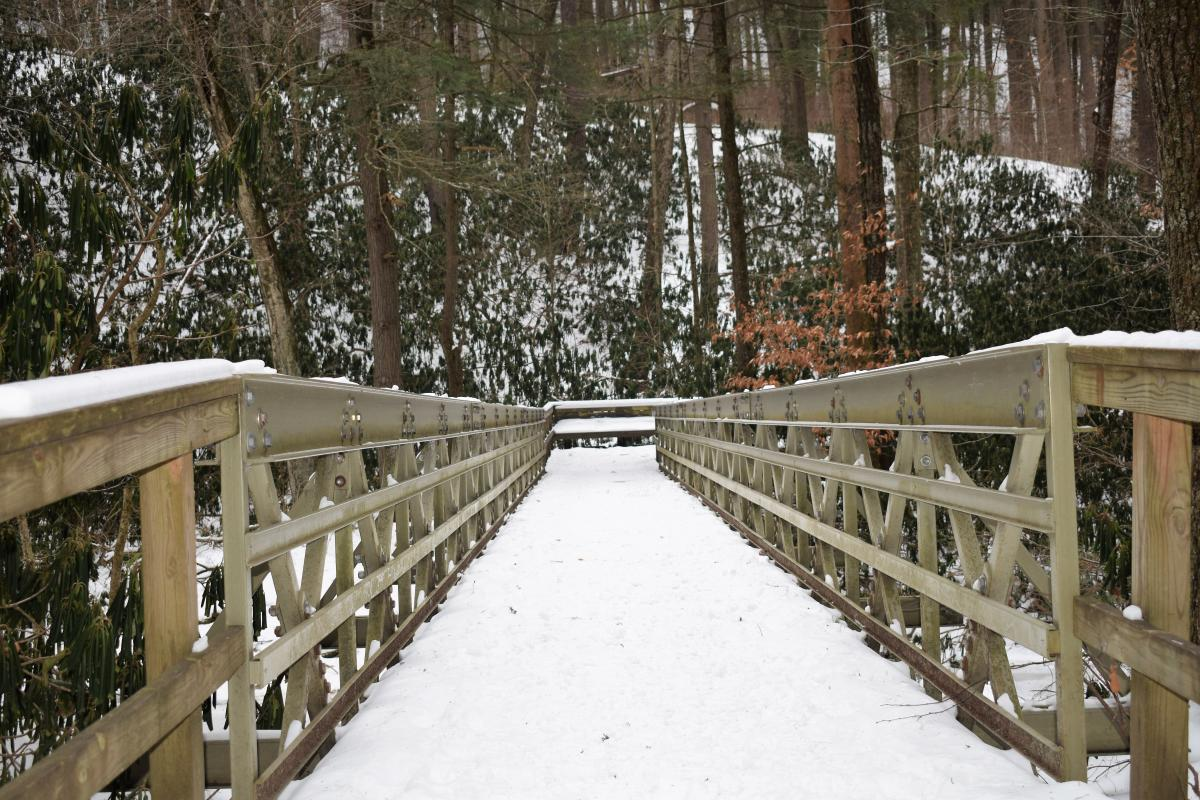 Get out and explore the Poconos in winter